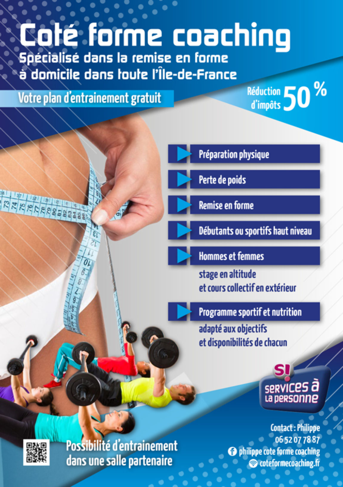 Cote_forme_coaching_Flyer